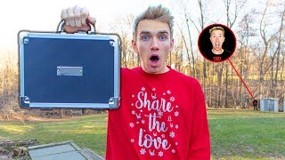 CHAD WILD CLAY GAME MASTER ESCAPE ROOM SAFE FOUND (Exploring Sharer Family Backyard Mystery Riddles)
