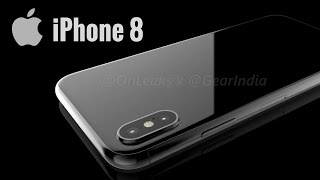 iPhone 8 Renders LEAKED!