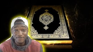 CHRISTIAN LISTENS TO THE QURAN Surah Rahman   Mishary Rashid Al Afasy سورة الرحمن   مشاري العفاسي