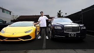 faze rug car. choosing my new car!! (lamborgby faze rug faze car a