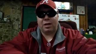 Clemson vs Alabama 2017 National Championship .. Crimson Crow .. Congrats Clemson . Enjoy it 1x!
