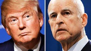 Ben Mankiewicz On California Gov. Jerry Brown