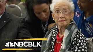 NASA Honors Famed African American Mathematician Katherine Johnson | NBC BLK | NBC News