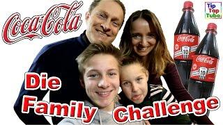 COCA COLA CHALLENGE TipTapTube