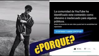 Youtube Censura A Hot Spanish ¿Porque? | MUSICRAPHOOD