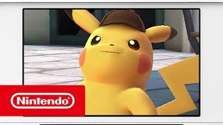 Detective Pikachu: Get ready to crack the case! (Nintendo 3DS)
