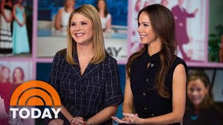 Jenna Bush Hager And Barbara Bush On Grandparents' Love Story And More | TODAY