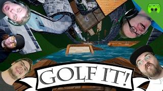 ALLES STEHT KOPF 🎮 Golf it! #21