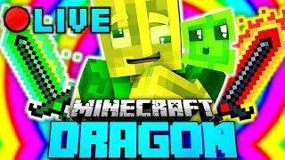 Minecraft DRAGON ABENTEUER STREAM!!