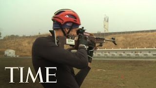 Biathlon | How They Train | TIME