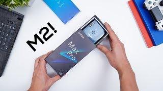 Rp2.799 JUTA! Unboxing Asus Zenfone Max Pro M2!