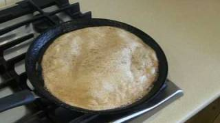 """ BALDAAR PARATHA "" Bajias Cooking"