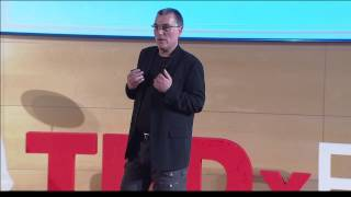 The transparent avatar in your brain: Thomas Metzinger at TEDxBarcelona