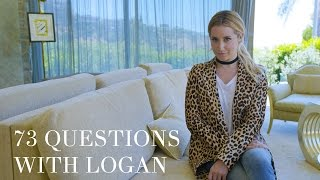 73 Questions with Logan Rawlings