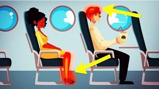 DAS PASSIERT mit deinem KÖRPER, wenn du FLIEGST!