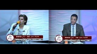 """حسن البرنس عضو فرقة """" شبيك لبيك """" في برنامج """" بكل جراءة """" مع الإعلامي محمد سامي"""