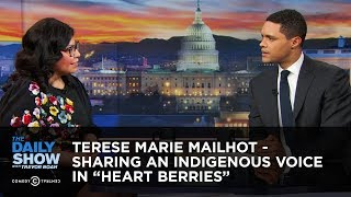 """Terese Marie Mailhot - Sharing an Indigenous Voice in """"Heart Berries"""" 