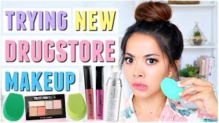 Testing NEW Affordable Makeup | What
