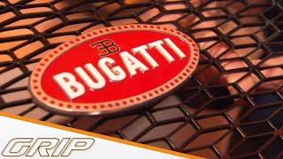 Inside Bugatti Chiron: Kühlergrill - GRIP - Folge 398 - RTL 2