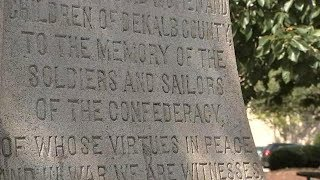 Georgia NAACP wants state to remove all confederate monuments