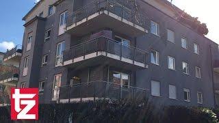 Mordversuch in diesem Mehrfamilienhaus in Freimann