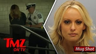 Stormy Daniels Targeted By Cops At Strip Club | TMZ TV