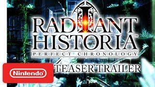 Radiant Historia: Perfect Chronology (Nintendo 3DS) |