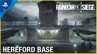 Rainbow Six Siege - Operation Grim Sky: Hereford Base Trailer | PS4