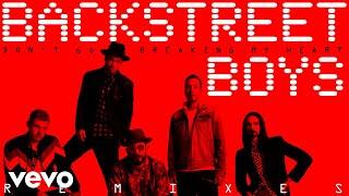 Backstreet Boys - Don't Go Breaking My Heart (Quarterhead Remix (Audio))
