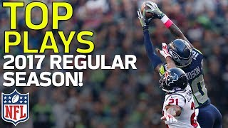 Top Plays of the NFL 2017 Regular Season! | NFL Highlights