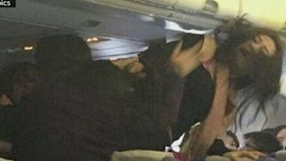 Air scares, turbulence rattle passengers
