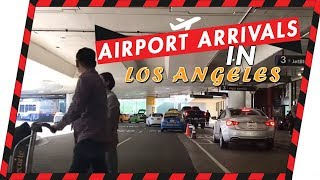 Los Angeles Airport Arrivals