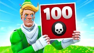 Losing 100 Games of Fortnite...