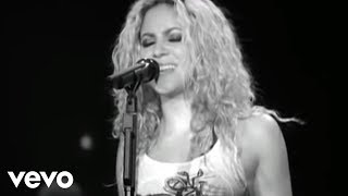 Shakira - Back In Black (from Live & Off the Record)
