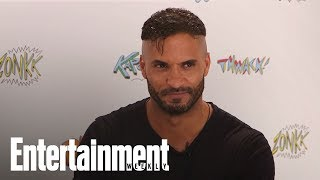 "American Gods Star Ricky Whittle Teases ""Some Loving"" For Shadow 