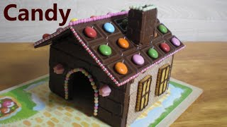 meiji #3 - Chocolate house making kit