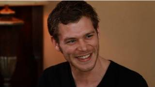 Joseph Morgan Spills About Klaus
