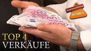TOP 4 VERKÄUFE (6.000-35.000€) - Bares für Rares