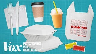 Takeout creates a lot of trash. It doesn