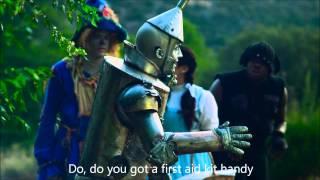 Pentatonix ft. Todrick Hall - Wizard Of Ahhhs (HD LYRICS)