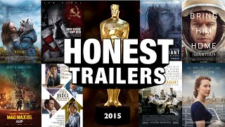 Honest Trailers - The Oscars