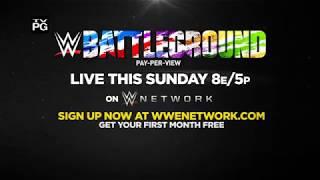 WWE Battleground - The Punjabi Prison Returns | Live this Sunday