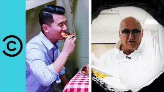 The War Against Deep Dish Pizza   The Daily Show