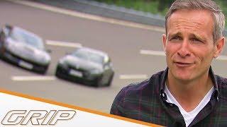 BMW M4 Competition gegen Corvette C7 Grand Sport - GRIP - Folge 414 - RTL2
