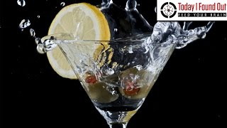 Why Does James Bond Like His Martinis Shaken Not Stirred?
