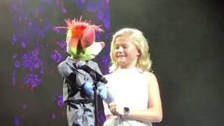 """Darci Lynne and Oscar Perform """"Who"""