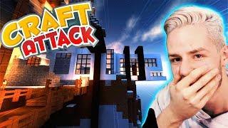MEGA krasser FORTSCHRITT an meiner meiner Minecraft LUXUSVILLA | CraftAttack 5