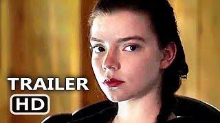 THOROUGHBREDS Official Trailer (2018) Anya Taylor-Joy, Anton Yelchin Thriller Movie HD