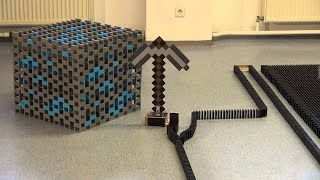 55,555 Dominoes - Minecraft TPT 2013