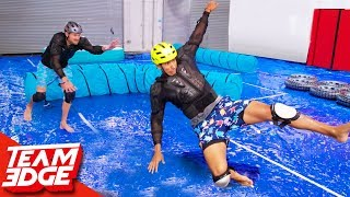 Slippery Tag Challenge!!